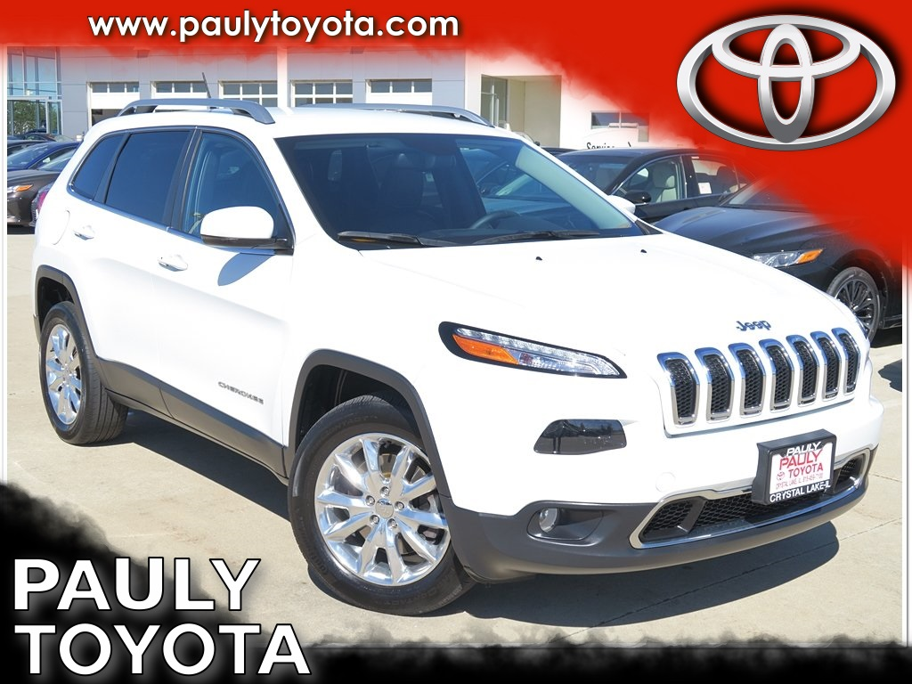 Pre Owned 2015 Jeep Cherokee Limited 4d Sport Utility In