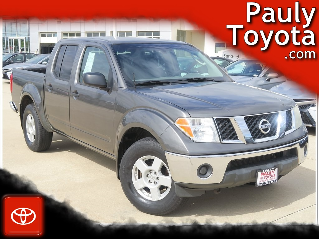 Pre-Owned 2008 Nissan Frontier SE