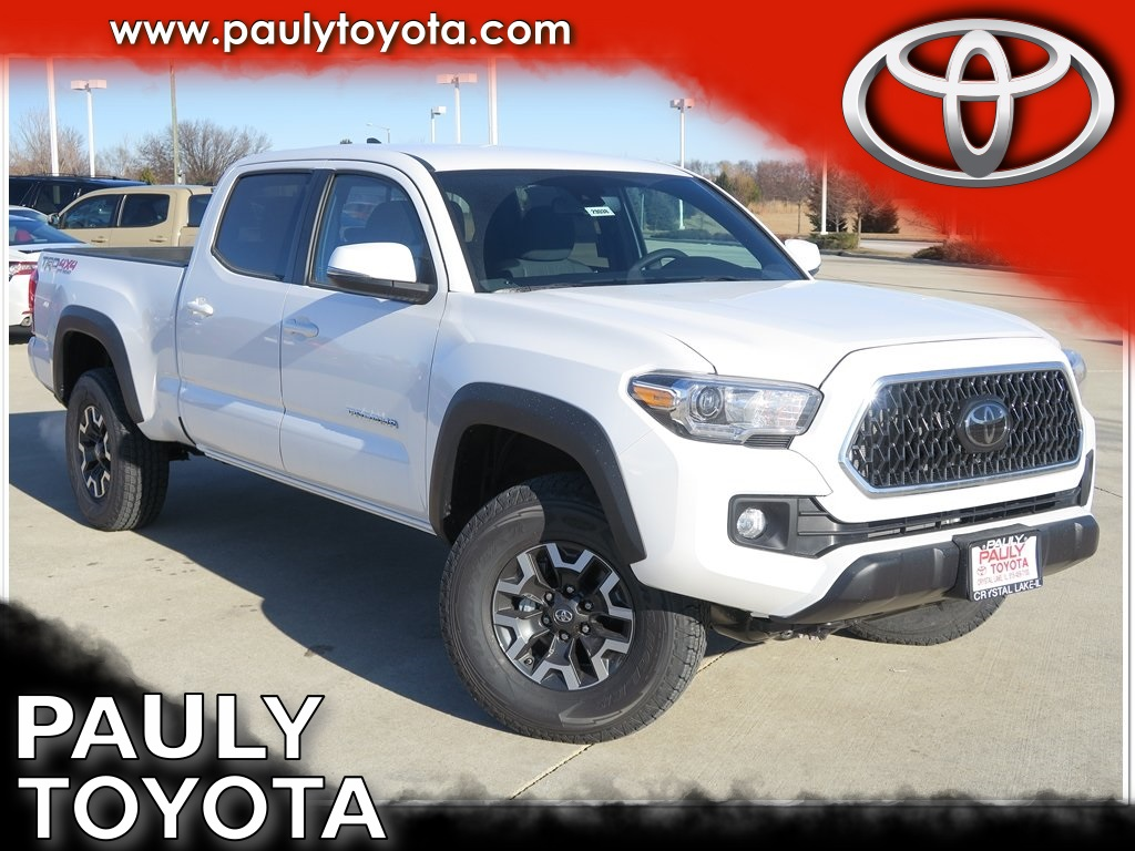 New 2018 Toyota Tacoma Trd Offroad 4d Double Cab In