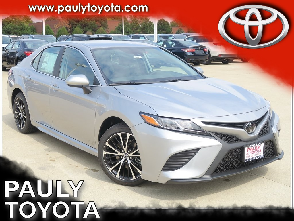 New 2019 Toyota Camry Se 4d Sedan In Crystal Lake 30531 Pauly Low Tire Pressure Warning Light