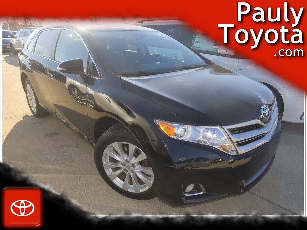 Pre-Owned 2014 Toyota Venza LE