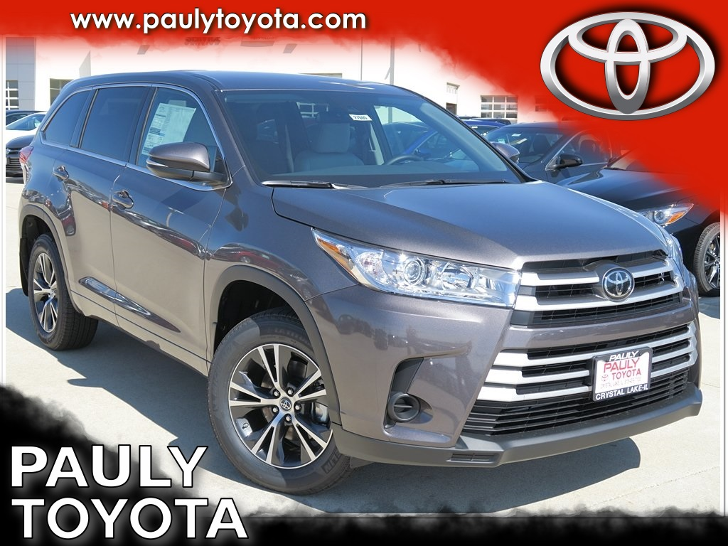new 2017 toyota highlander 4d sport utility in crystal lake h27605 pauly toyota. Black Bedroom Furniture Sets. Home Design Ideas