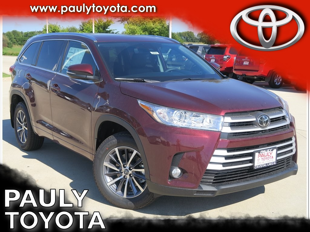 Toyota Highlander Owners Manual: Warning lights