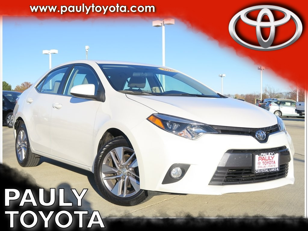 2015 toyota corolla scheduled maintenance guide