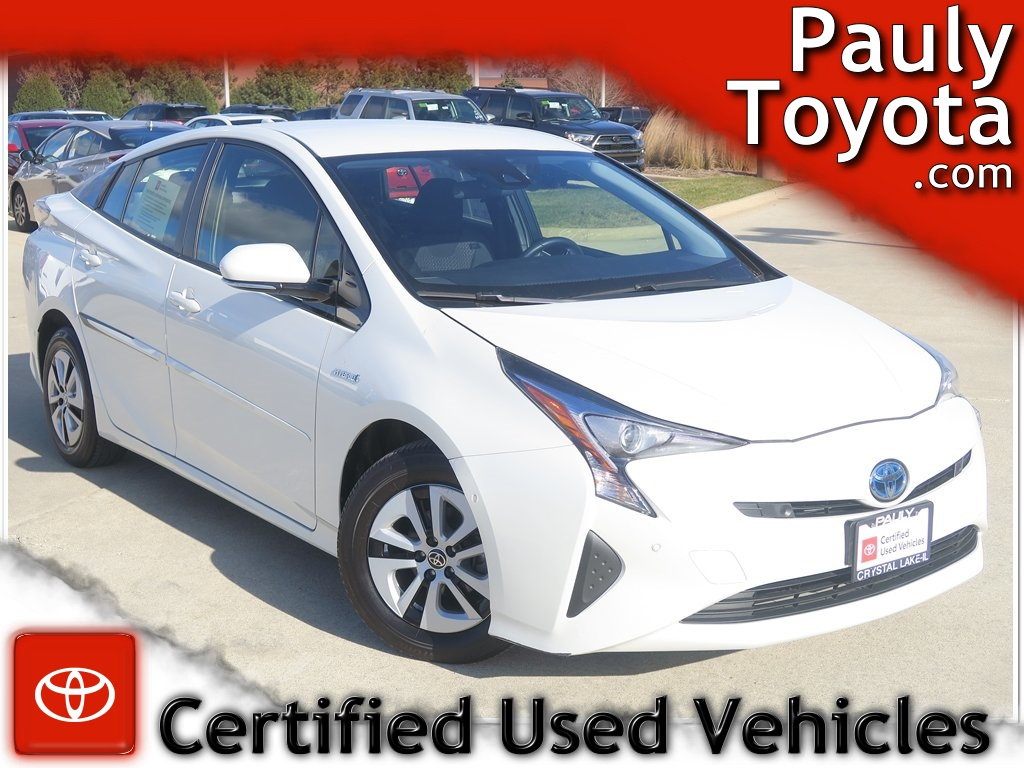 Certified Pre-Owned 2017 Toyota Prius Three