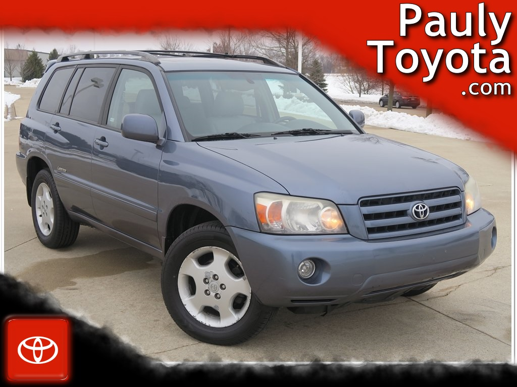 Pre-Owned 2006 Toyota Highlander Limited