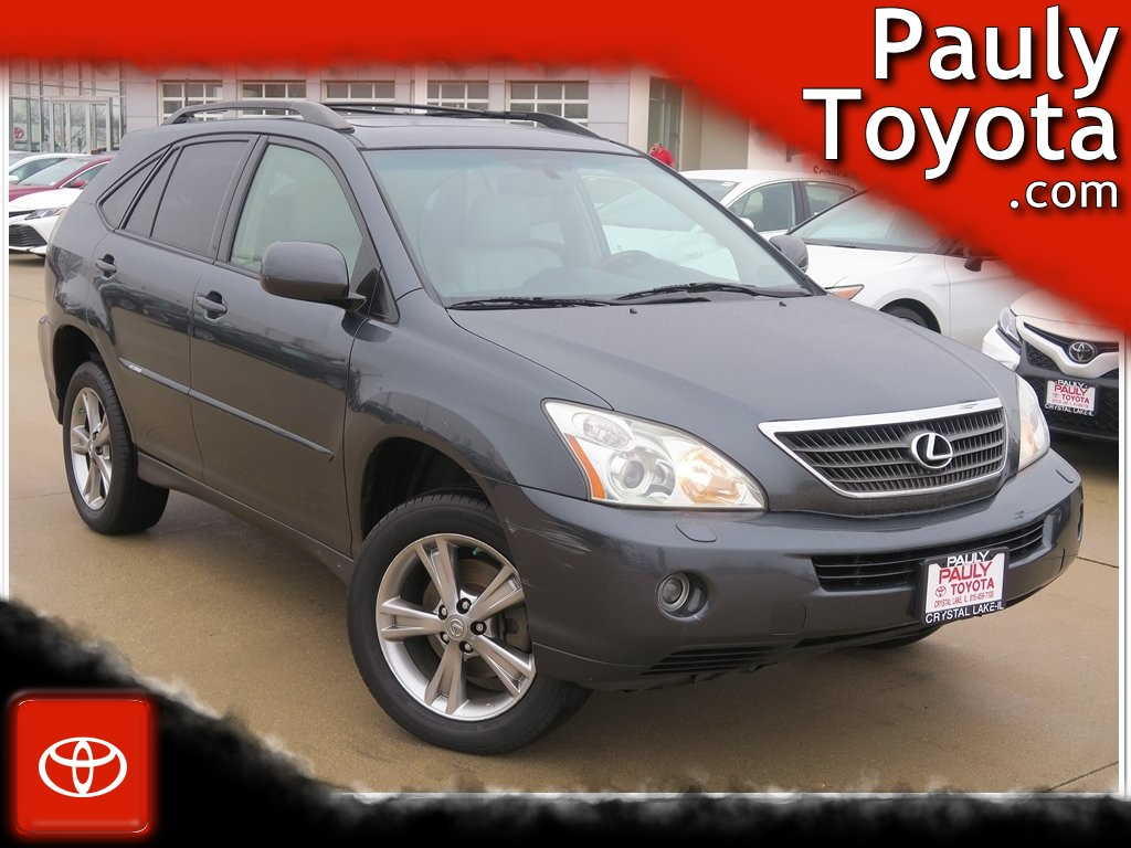 Pre-Owned 2007 Lexus RX 400h