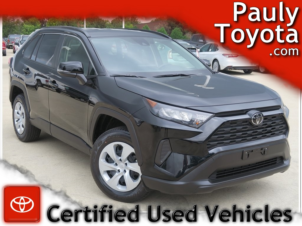 Certified Pre-Owned 2019 Toyota RAV4 BSE