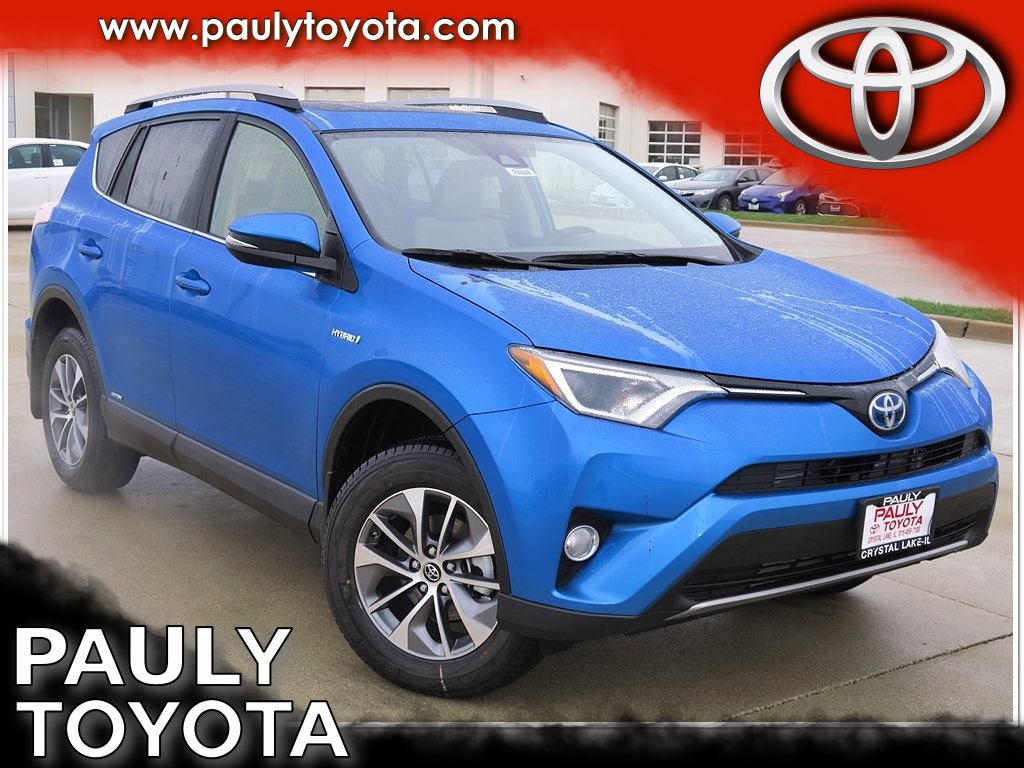 new 2017 toyota rav4 hybrid xle 4d sport utility in crystal lake r26998 pauly toyota. Black Bedroom Furniture Sets. Home Design Ideas
