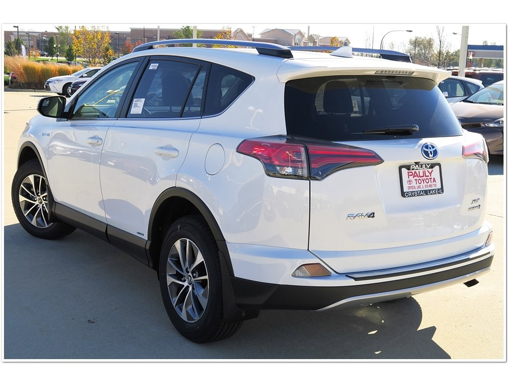 new 2017 toyota rav4 hybrid xle 4d sport utility in crystal lake r26617 pauly toyota. Black Bedroom Furniture Sets. Home Design Ideas